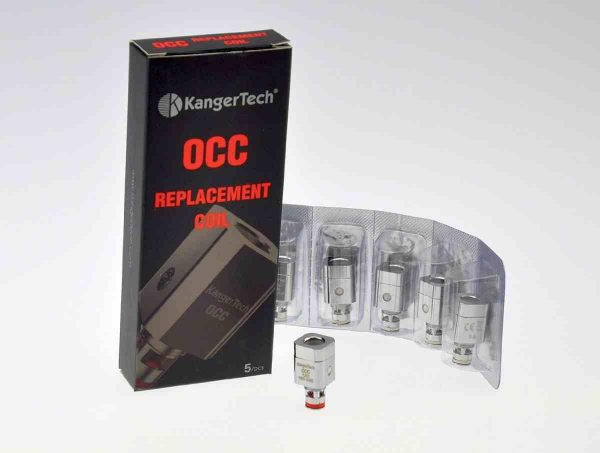 kangertech coil occ