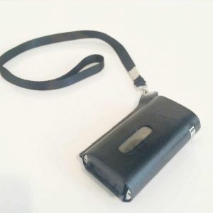 istick leather lanyard