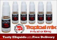 Tropical mix eliquid