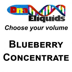 Blueberry Concentrate  60ml/120ml