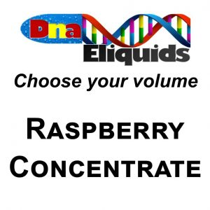 Raspberry Concentrate  60ml/120ml