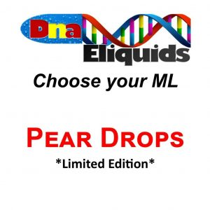 *Limited Edition* Pear Drops Concentrate  60ml/120ml