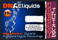 Cherry Juice Eliquid
